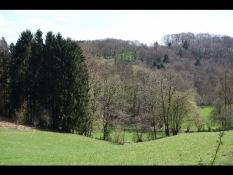 Bergische Hügel-Landschaft in Kürten-Hüffen