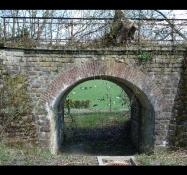 ex-Eisenbahn-Brücke in Lindlar-Altenlinde