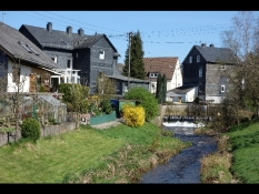 Fluss Heller in Neunkirchen-Salchendorf