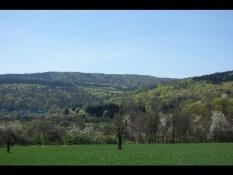 Taunus-Landschaft in Niedernhausen-Niederseelbach