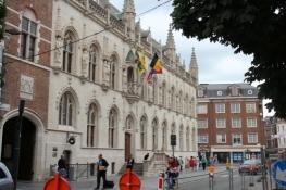 Rathaus in Kortrijk
