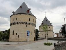 Die Broeltorens in Kortrijk