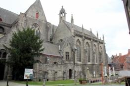 Liebfrauenkirche (Onze-Lieve-Vrouwekerk), Kortrijk