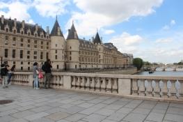 Paris, Palais de la Cité