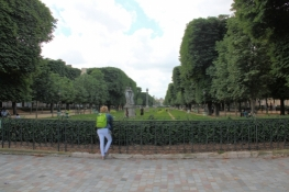 Paris, Jardin des Grands Explorateurs