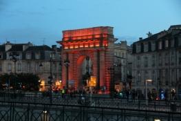 Bordeaux, Porte de Bourgogne