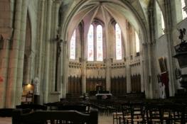 La Réole, Lʹéglise Saint-Pierre