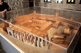 Abbaye Saint-Pierre de Moissac, model