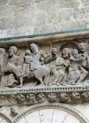 Abbaye Saint-Pierre de Moissac, stonework