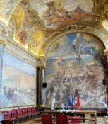Toulouse, Capitole - Salle des Illustres