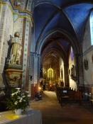 Carcassone, Eglise des Carmes