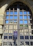 Carcassonne, Cité, Tor ins Château Comtal