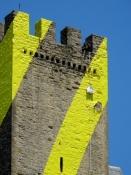 Carcassonne, Cité, Kunstinstallation