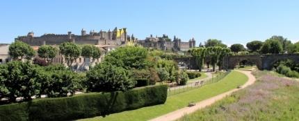 Carcassonne, Cité and Pont-Vieux