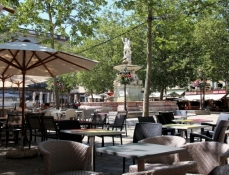 Carcassonne, Place Carnot