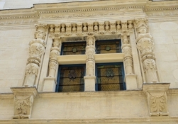 Narbonne, house detail