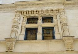 Narbonne, Hausdetail