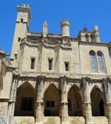 Béziers, former Episcopal Palace