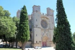 Béziers, former Cathédrale Saint-Nazaire