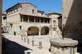 Barbentane, la Maison des Chevaliers