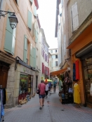 Manosque, old town