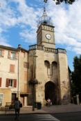 Manosque, the Saunerie Gate (porte Saunerie)