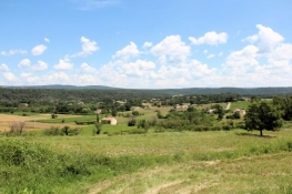 Near Pontevès