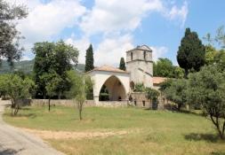 Seillans, chapel Notre Dame
