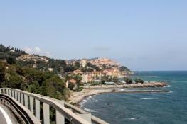 Before Porto Maurizio