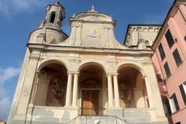 Porto Maurizio, Oratory of Saint Pietro