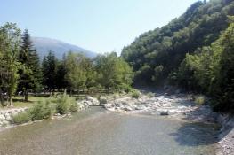 Tànaro river