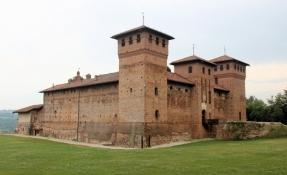 Cherasco, Castello dei Visconti