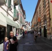 Alba, Via Vittorio Emanuele