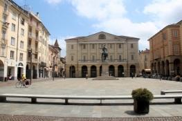 Casale, Piazza Giuseppe Mazzini