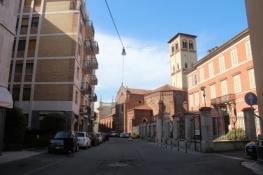 Vercelli, Piazza dei Tizzoni