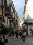 Vercelli, Via Morosone