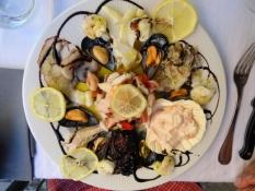 Vercelli, Abendessen