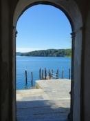 Isola San Giulio, gate