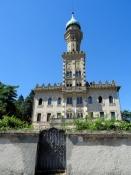 Orta, Villa Crespi