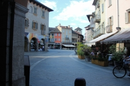 Domodossola, in the old town