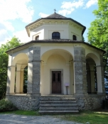 Chapel of the Sacred Mount Calvary of Domodossola