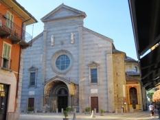 Domodossola, church Saint Gervasio and Protasio
