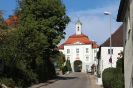 Oberelchingen, Martinstor des ehem. Klosters