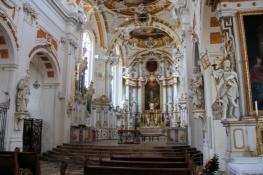 Oberelchingen, ehem. Klosterkirche