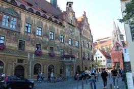 Ulm, Rathaus und Münster