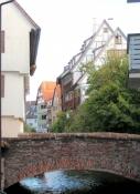 Ulm, im Fischerviertel