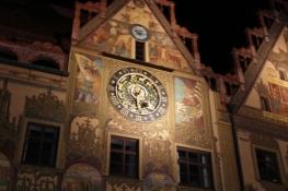 Ulm, Rathausuhr
