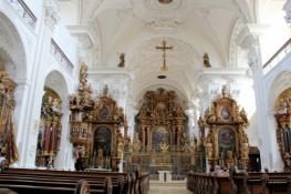 Kloster Obermarchtal, Klosterkirche