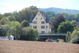 Schloss in Zweifaltendorf