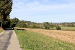 Im Donautal vor Sigmaringen